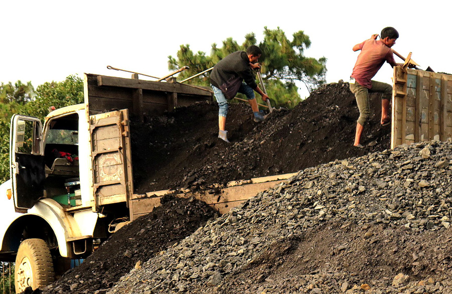 coal-truck