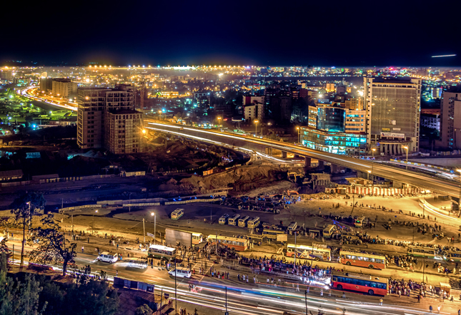 Addis-Ababa-night