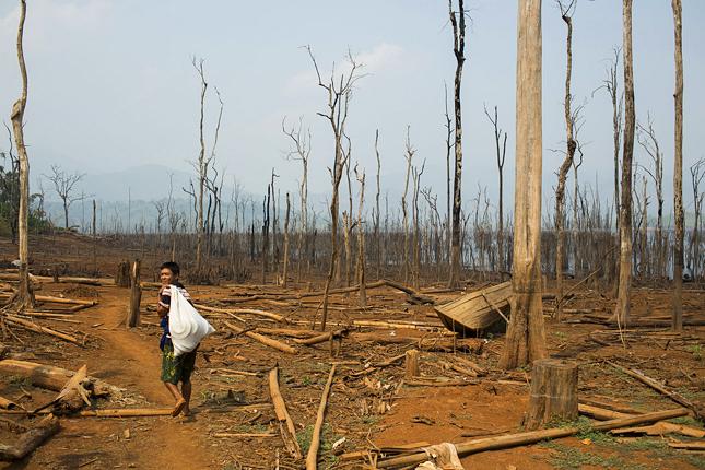 Myanmar-artifical-lake2